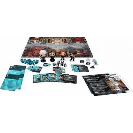 ΕΠΙΤΡΑΠΕΖΙΟ ΠΑΙΧΝΙΔΙ ΣΤΡΑΤΗΓΙΚΗΣ Funko Games POP! Funkoverse: Harry Potter - Base Set (English) Board Game