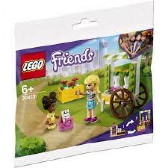 ΣΑΚΟΥΛΑΚΙ ΤΟΥΒΛΑΚΙΑ LEGO 30413 Flower Cart