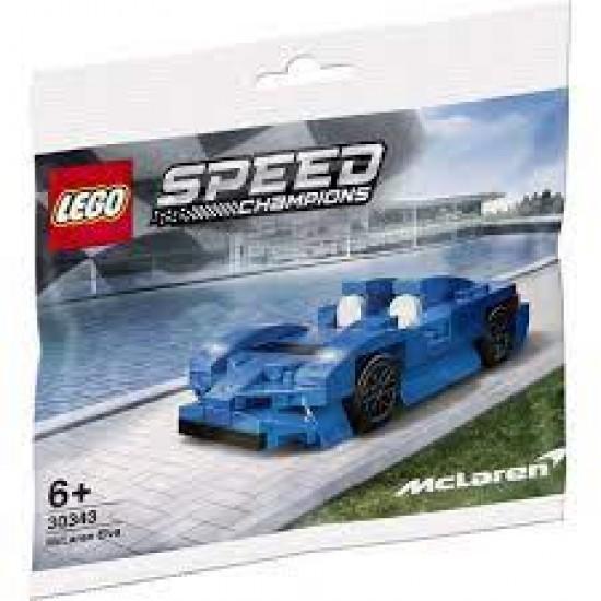ΣΑΚΟΥΛΑΚΙ ΤΟΥΒΛΑΚΙΑ LEGO 30343 McLaren Elva
